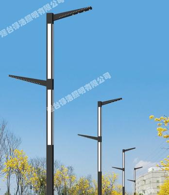 LED太阳能路灯安装
