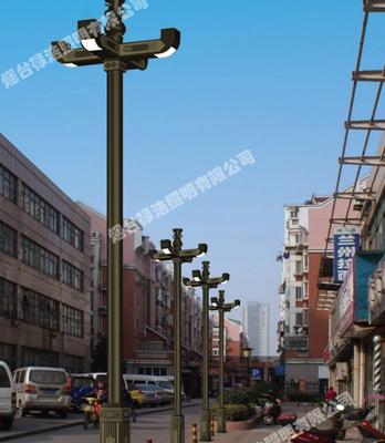 大功率LED太阳能路灯