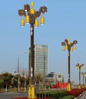 风力太阳能LED路灯