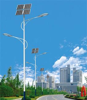 LED太阳能路灯系统