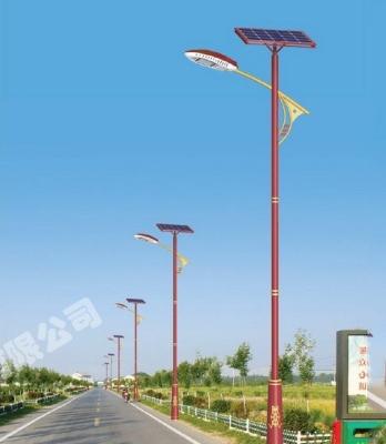 农村LED太阳能路灯