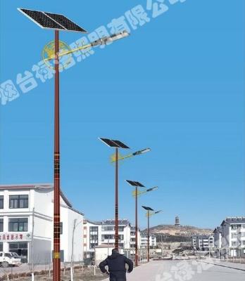 农村太阳能路灯价钱