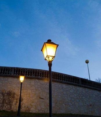 太阳能墙壁灯