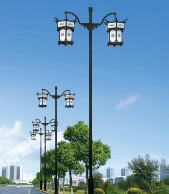 济宁LED太阳能庭院灯