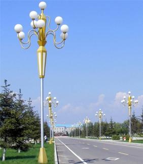 LED中华灯安装