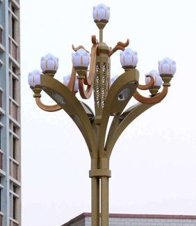 太阳能LED中华灯