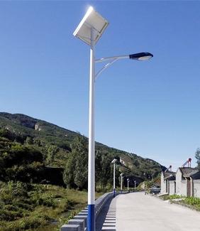 蓬莱乡村太阳能路灯