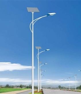LED太阳能路灯设计